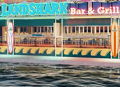 LandShark Bar & Grill Miami Bayside