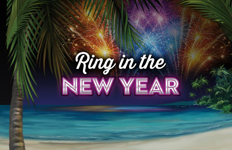 5pm-1am : Margaritaville's New Years Eve Showcase
