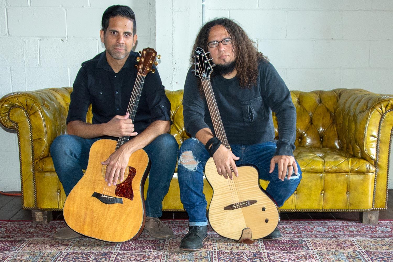 Rafael Rodriguez Duo Live at Salty Rim