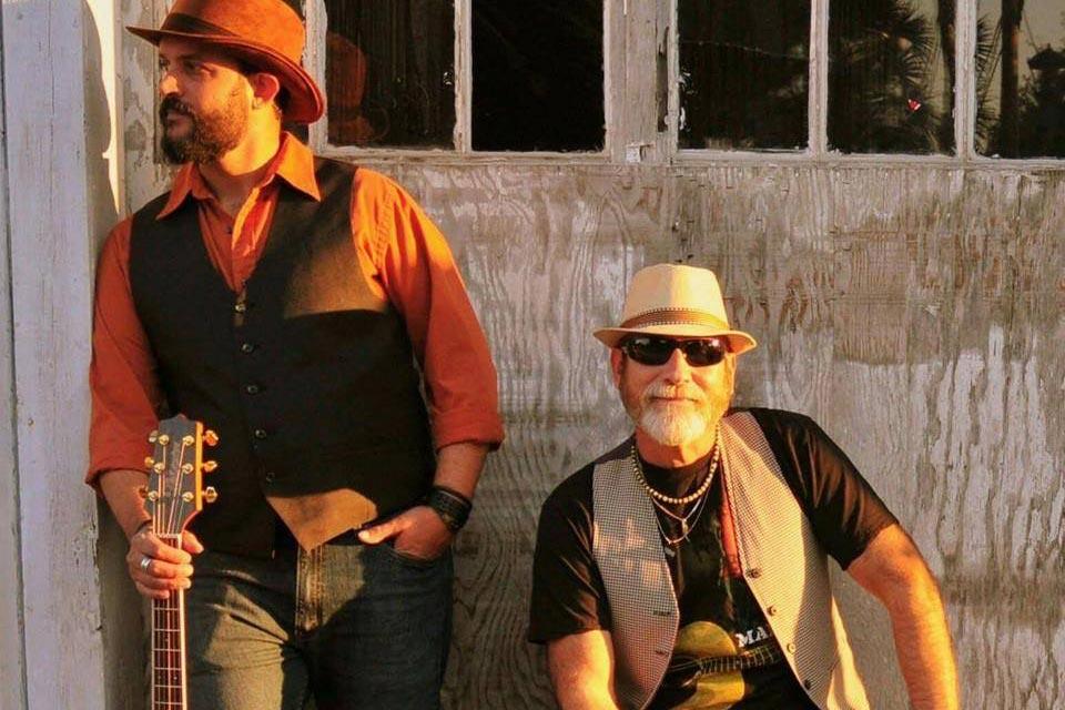 Slickwood Duo Live at Salty Rim