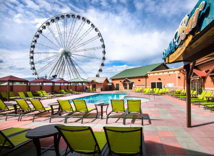 Summer Pool Cabana Specials