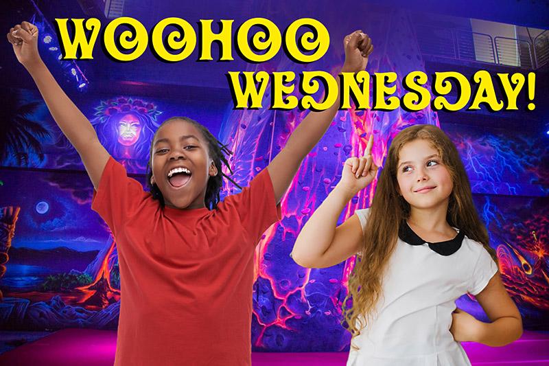 WooHoo Wednesday 1/2 Off Games