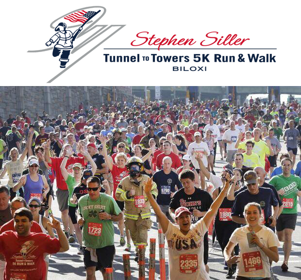 Tunnel to The Towers 5K Run