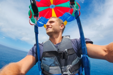 Parasailing in Biloxi, MS: Soar to New Heights