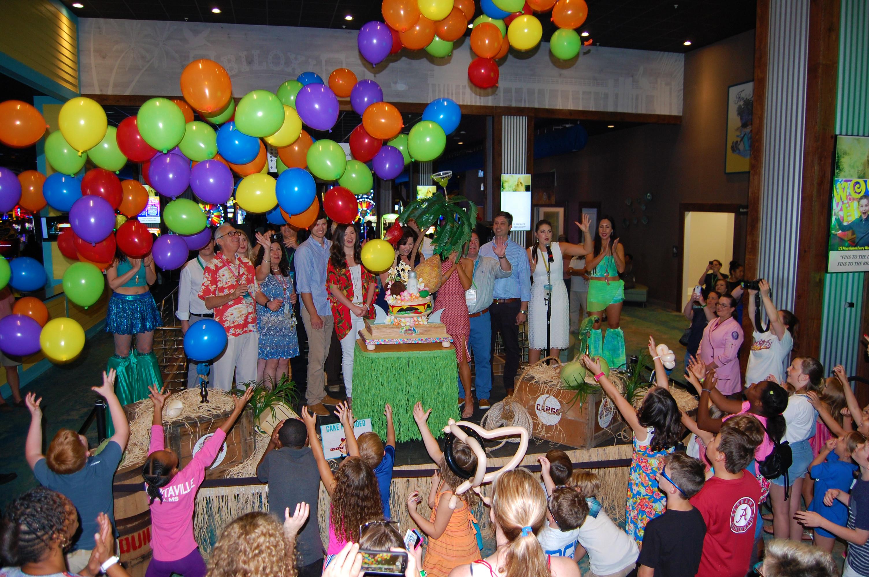 Margaritaville Resort Biloxi One Year Anniversary