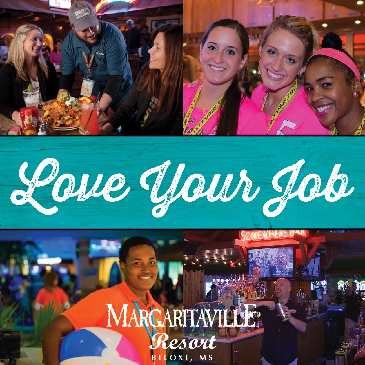 Careers   Margaritaville Resort & Hotel of Biloxi, Mississippi
