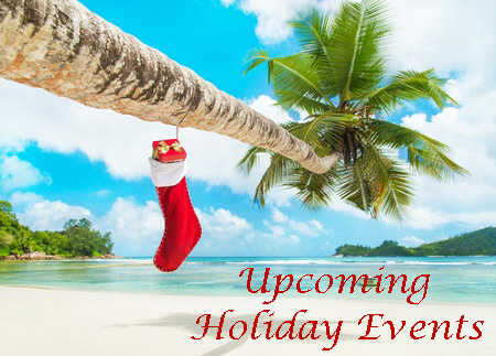 Upcoming Christmas Events in Biloxi
