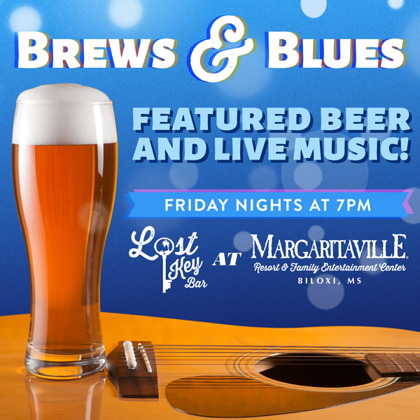 Brews & Blues Live Music Bar Biloxi