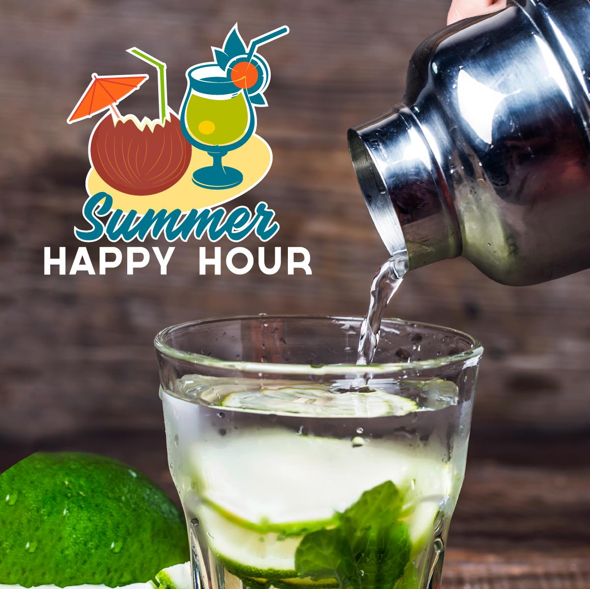 Summer Happy Hour Biloxi