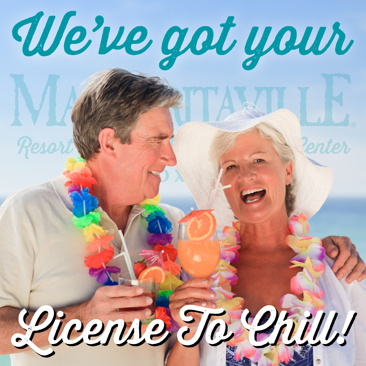 License To Chill Hotel Special Biloxi