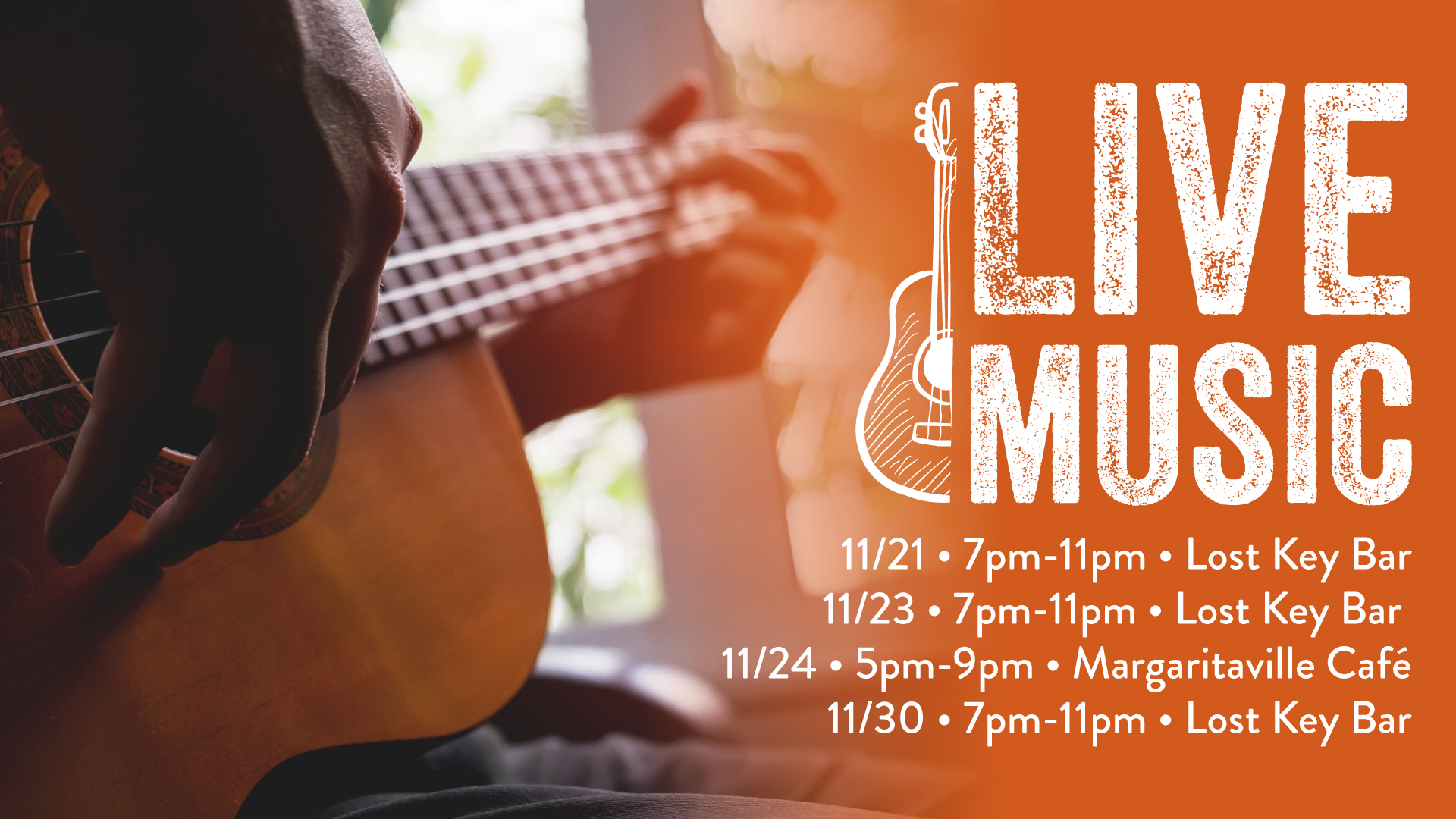 Live Music Entertainment in Biloxi