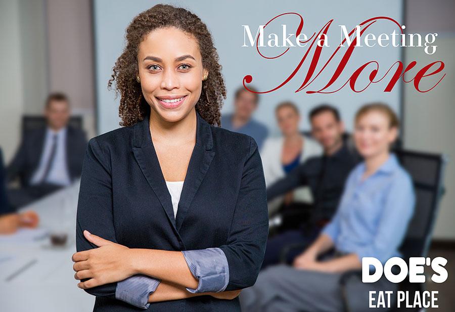 Make a meeting more