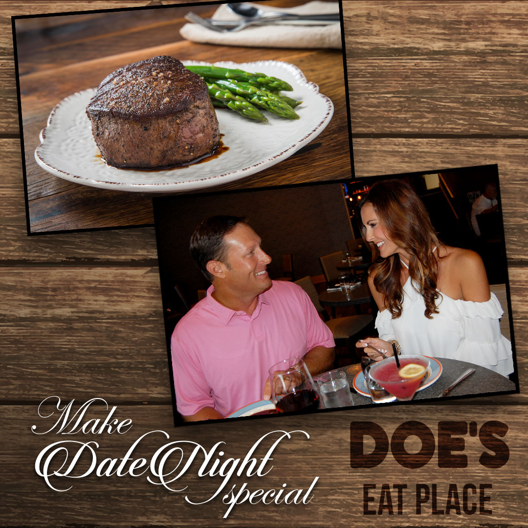 Make Date Night Special at Does!