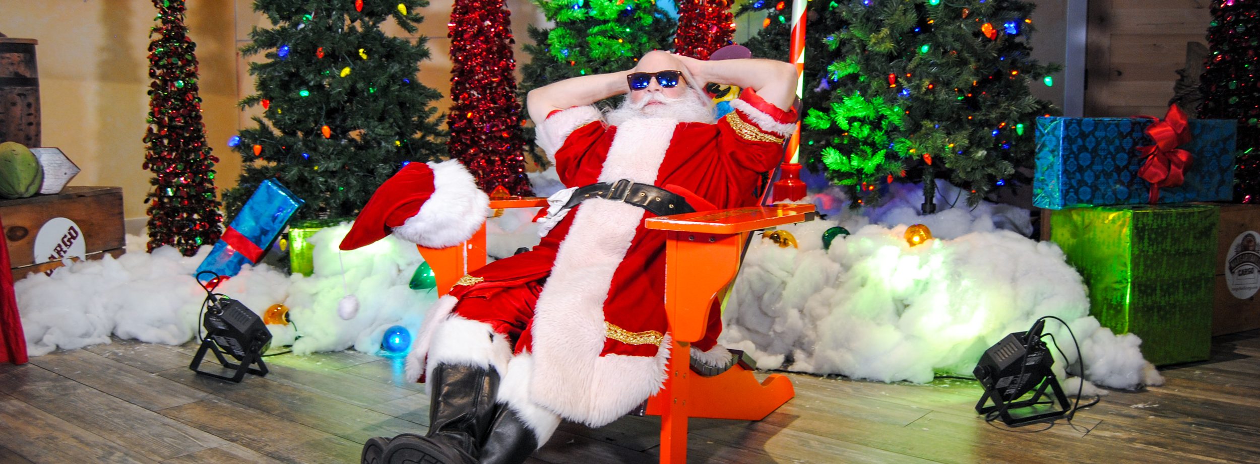 Santa Photos at Margaritaville Resort Biloxi