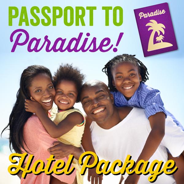 Passport to Paradise Biloxi Hotel Special
