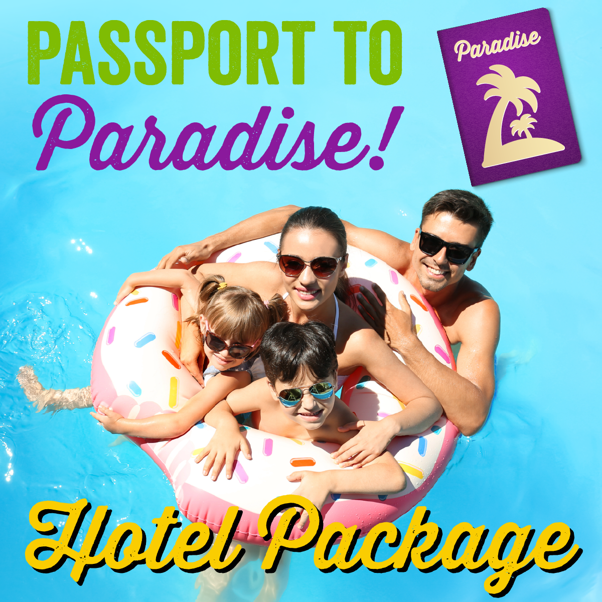 Passport to Paradise Biloxi Hotel Special