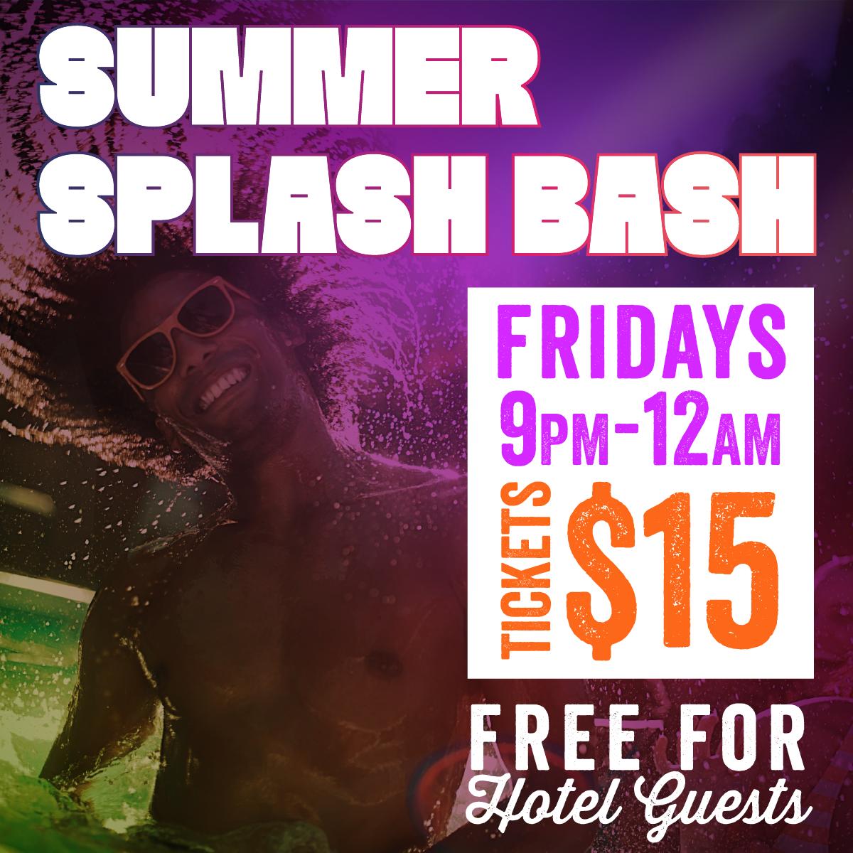 Live Music Pool Party Biloxi