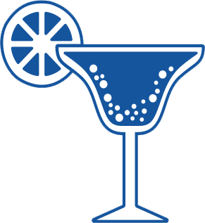 Drinks and Dining Icon