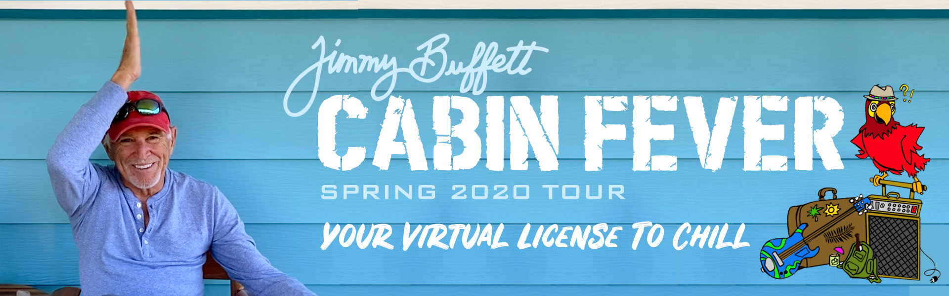 cabin fever spring 2020 virtual tour