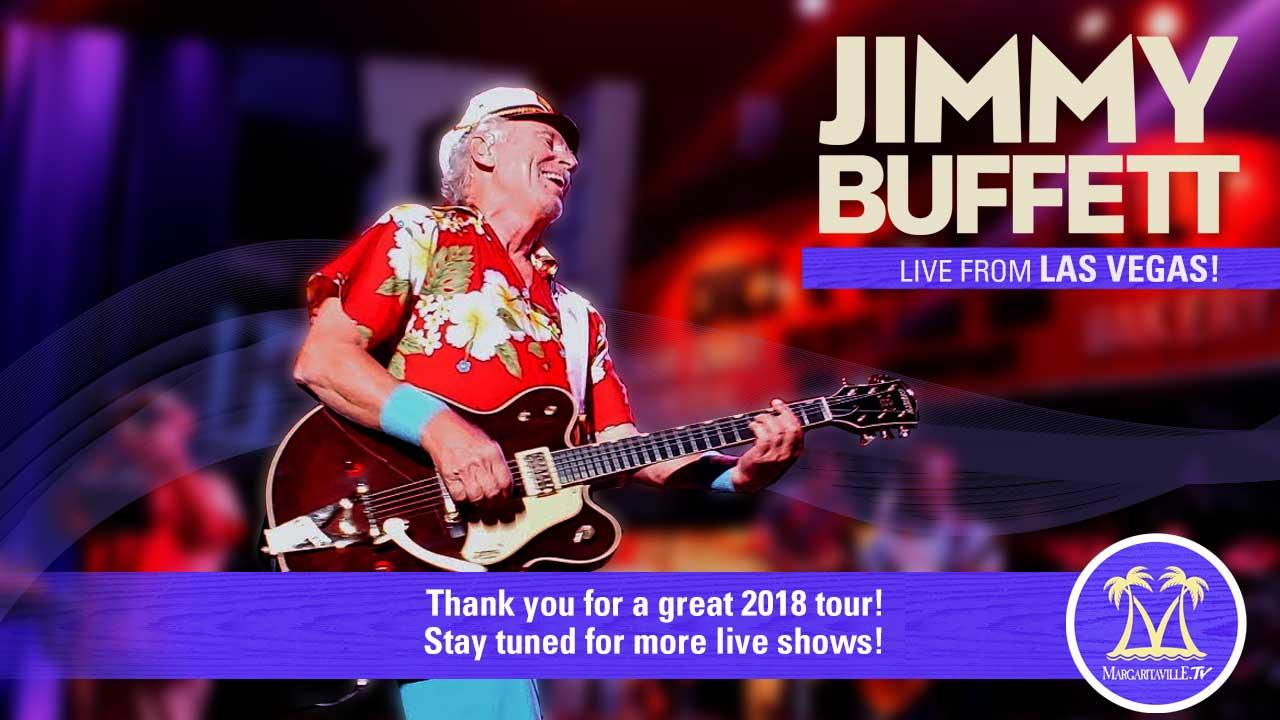 Jimmy Buffett Live Concert Broadcasts | Margaritaville TV