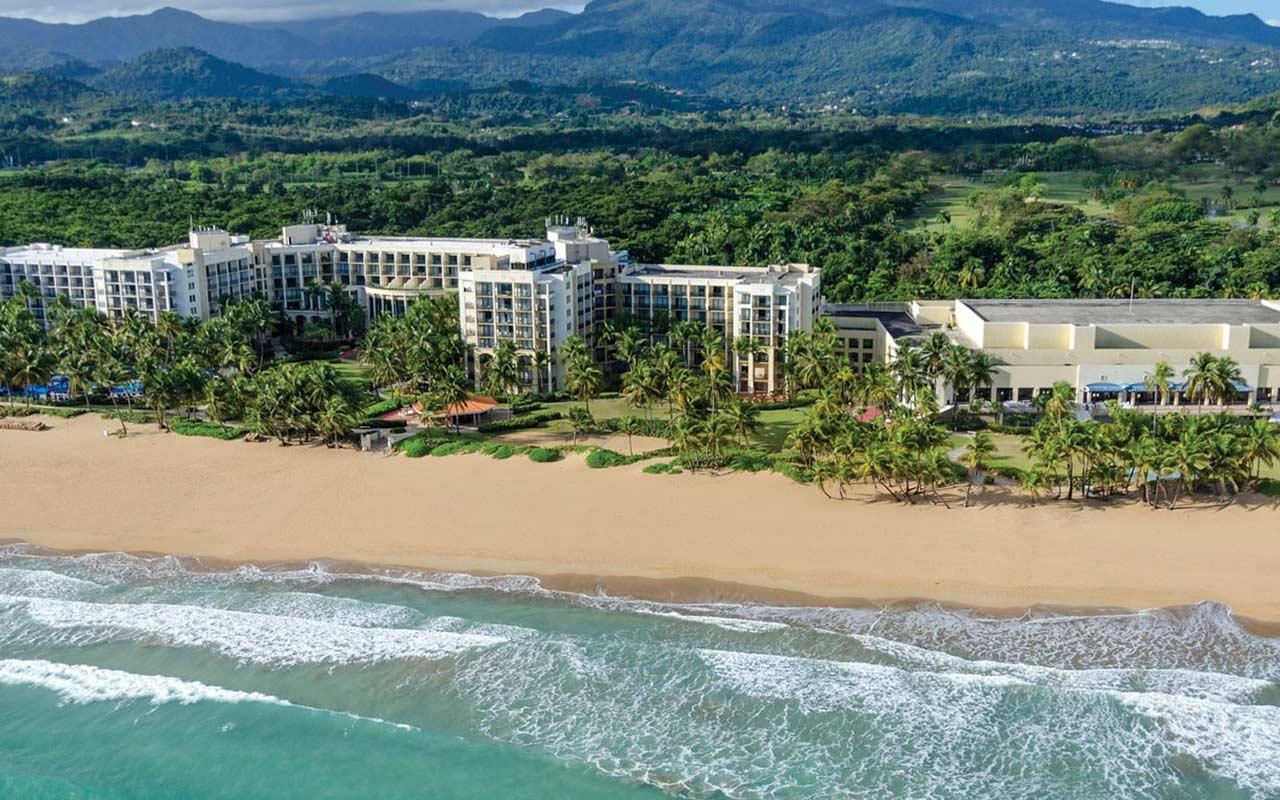 Margaritaville Vacation Club  Wyndham Rio Mar in Puerto Rico