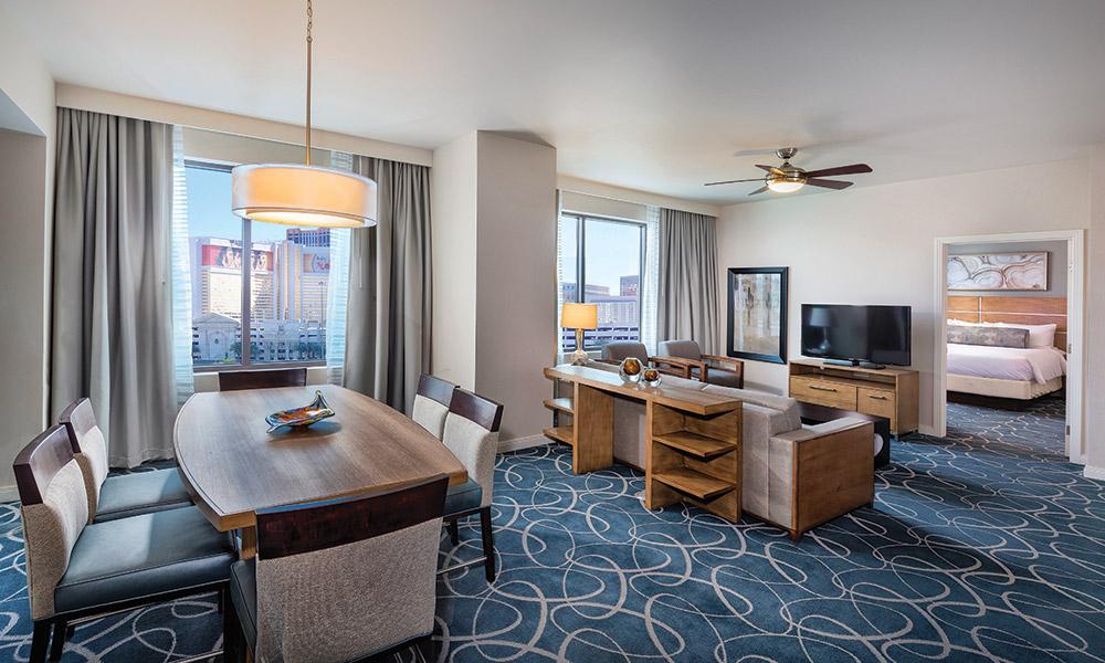 Standard Living Room - Overview
