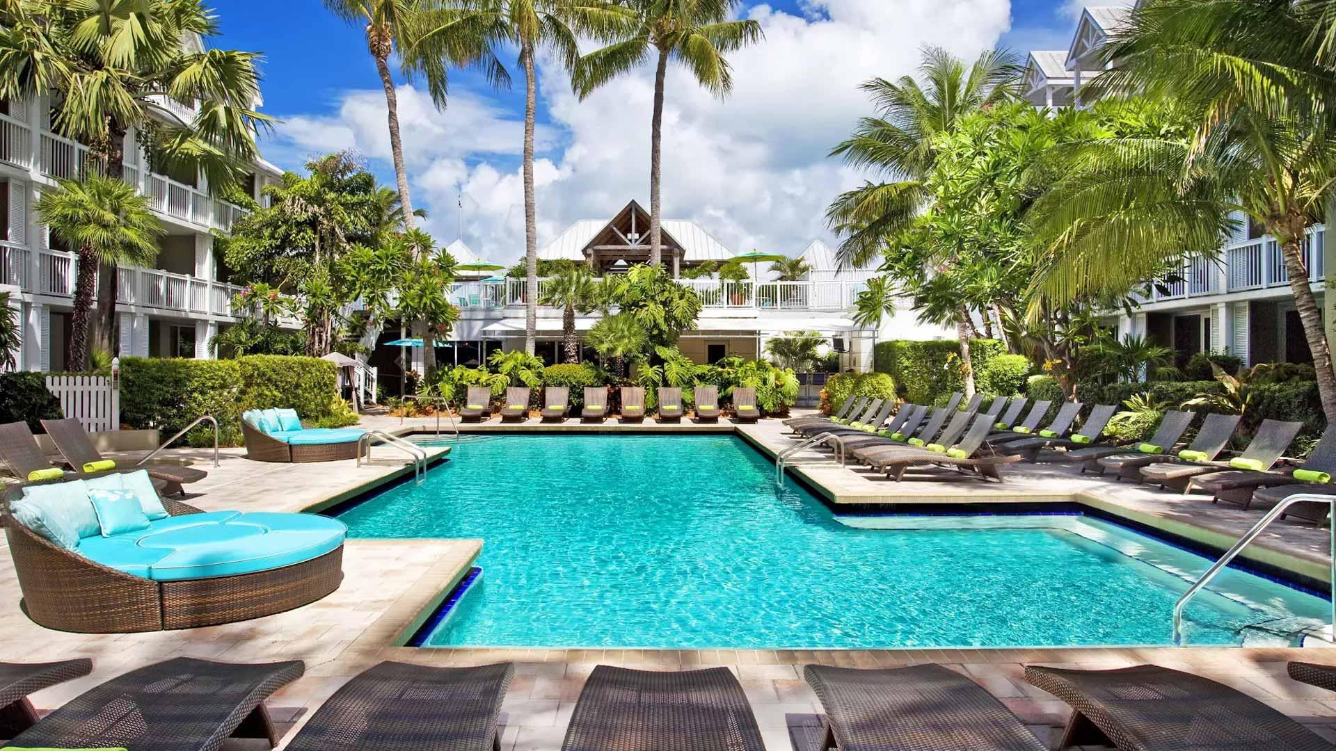 Outdoor Pool in Key West at Margaritaville Resort & Marina