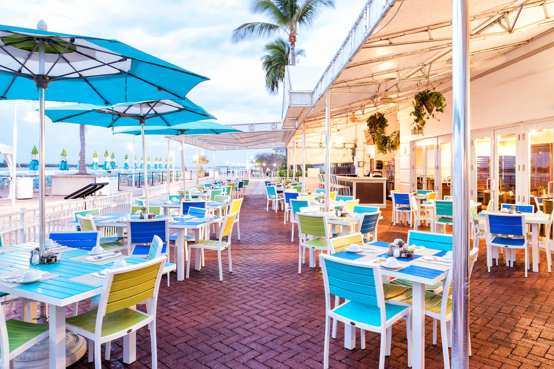 Bistro 245 Dining In Key West At Margaritaville Resort
