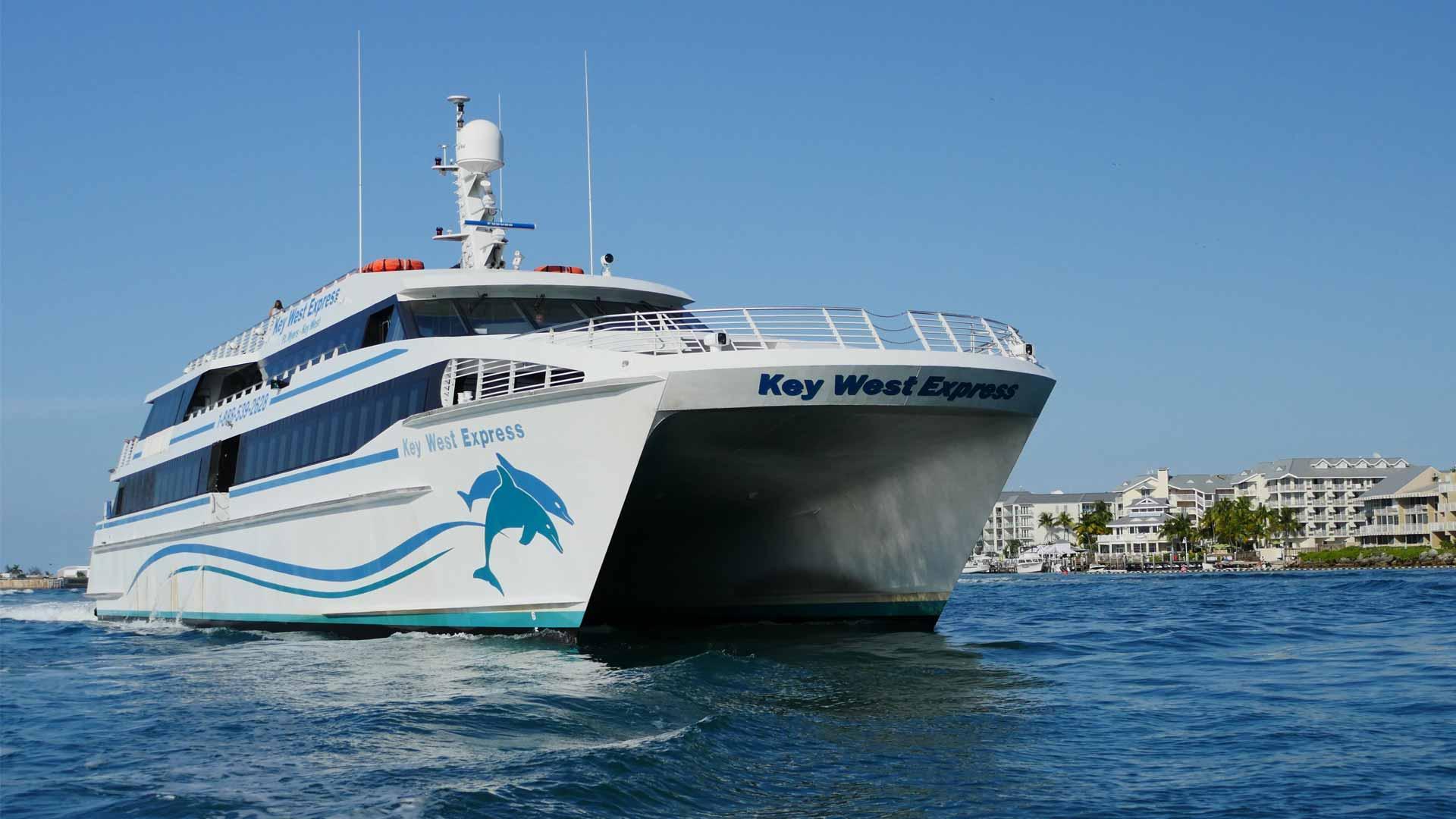 Key West Express Trips to Margaritaville Resort & Marina