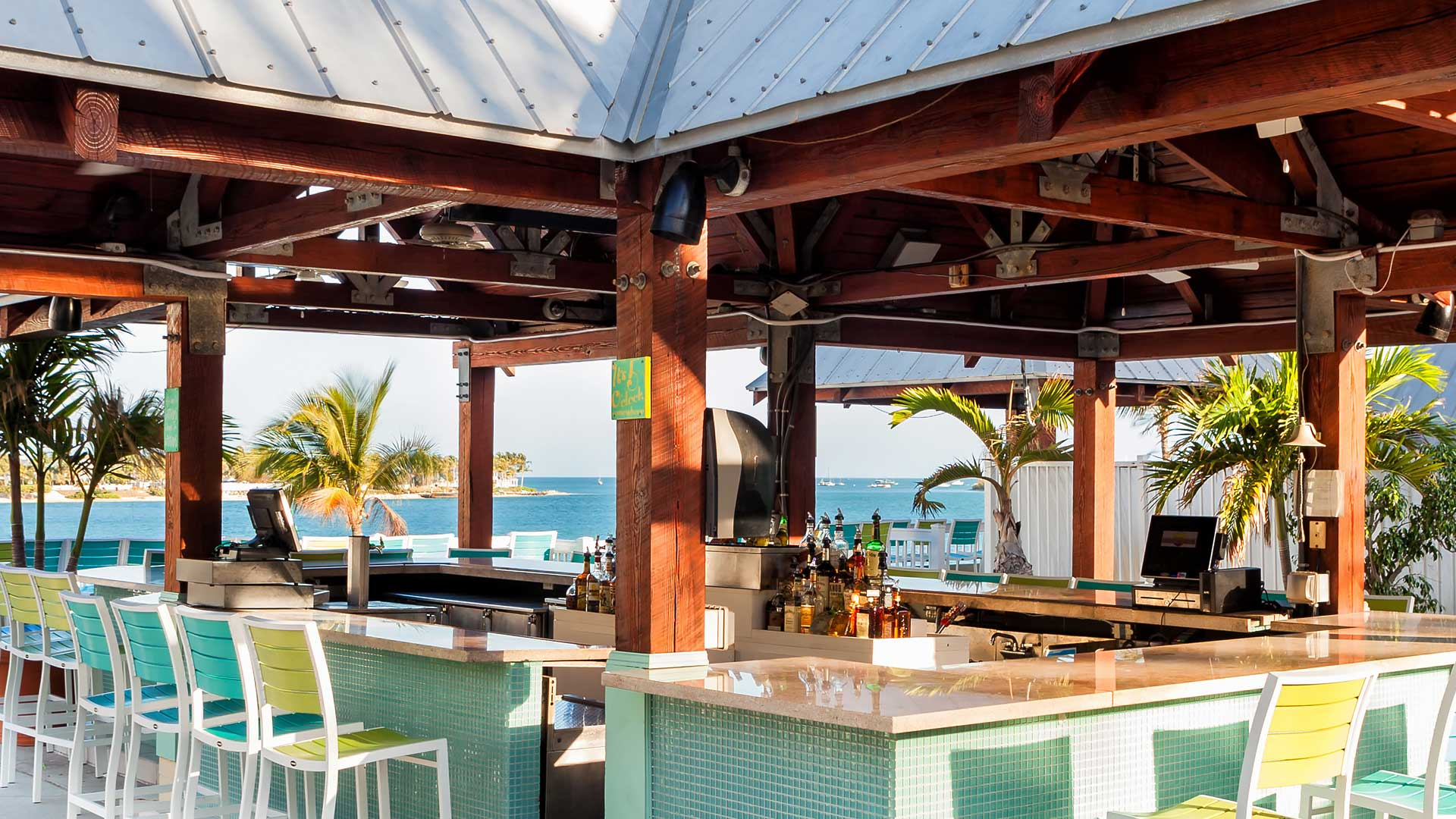 Sunset Deck Dining & Entertainment at Margaritaville Key West