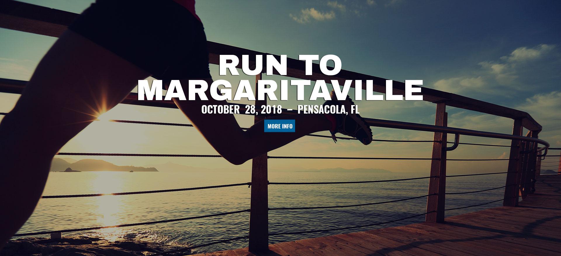 Run To Margaritaville