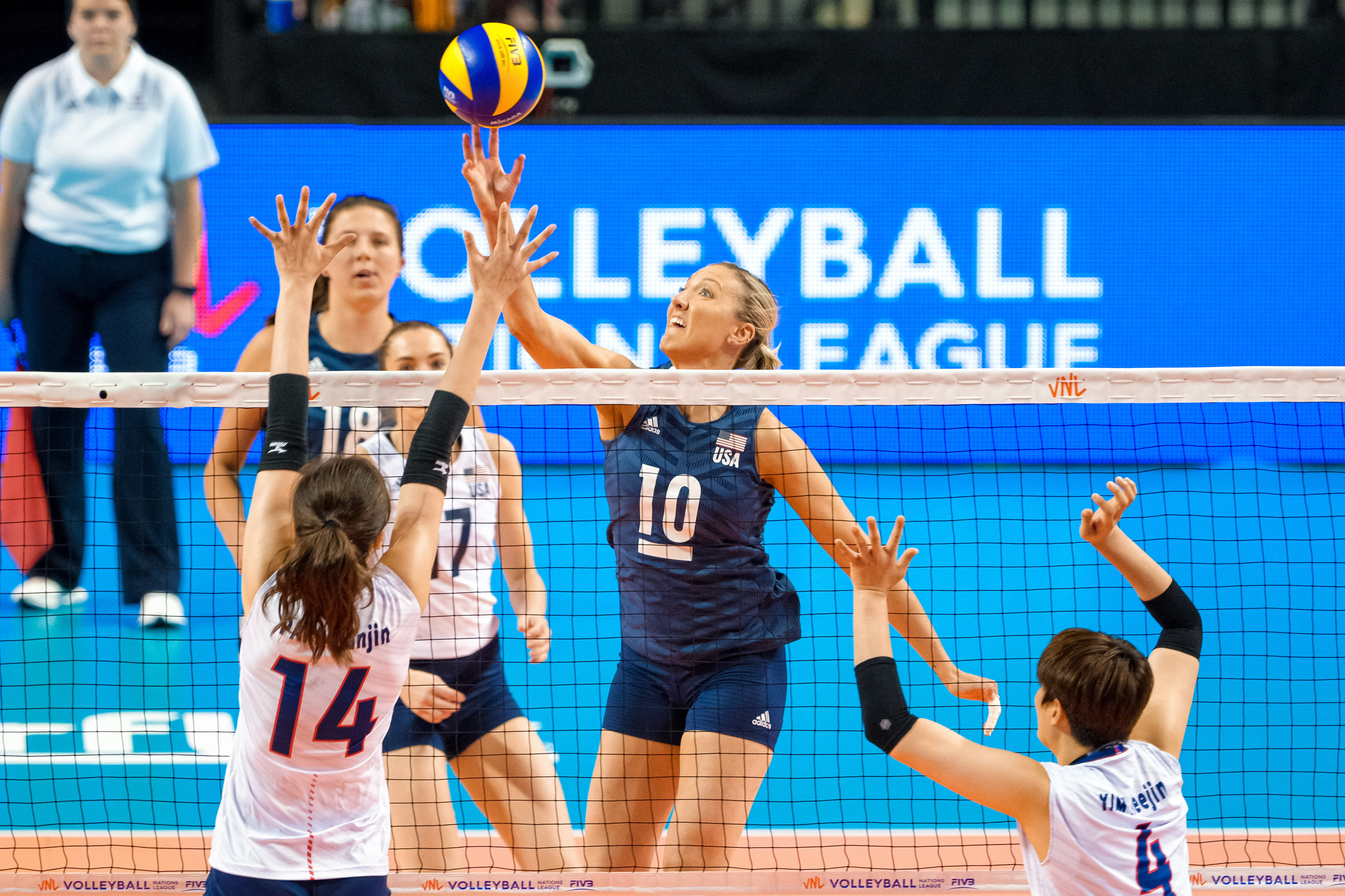 Athletes Unlimited Brings Womens Pro Indoor Volleyball to Nashville