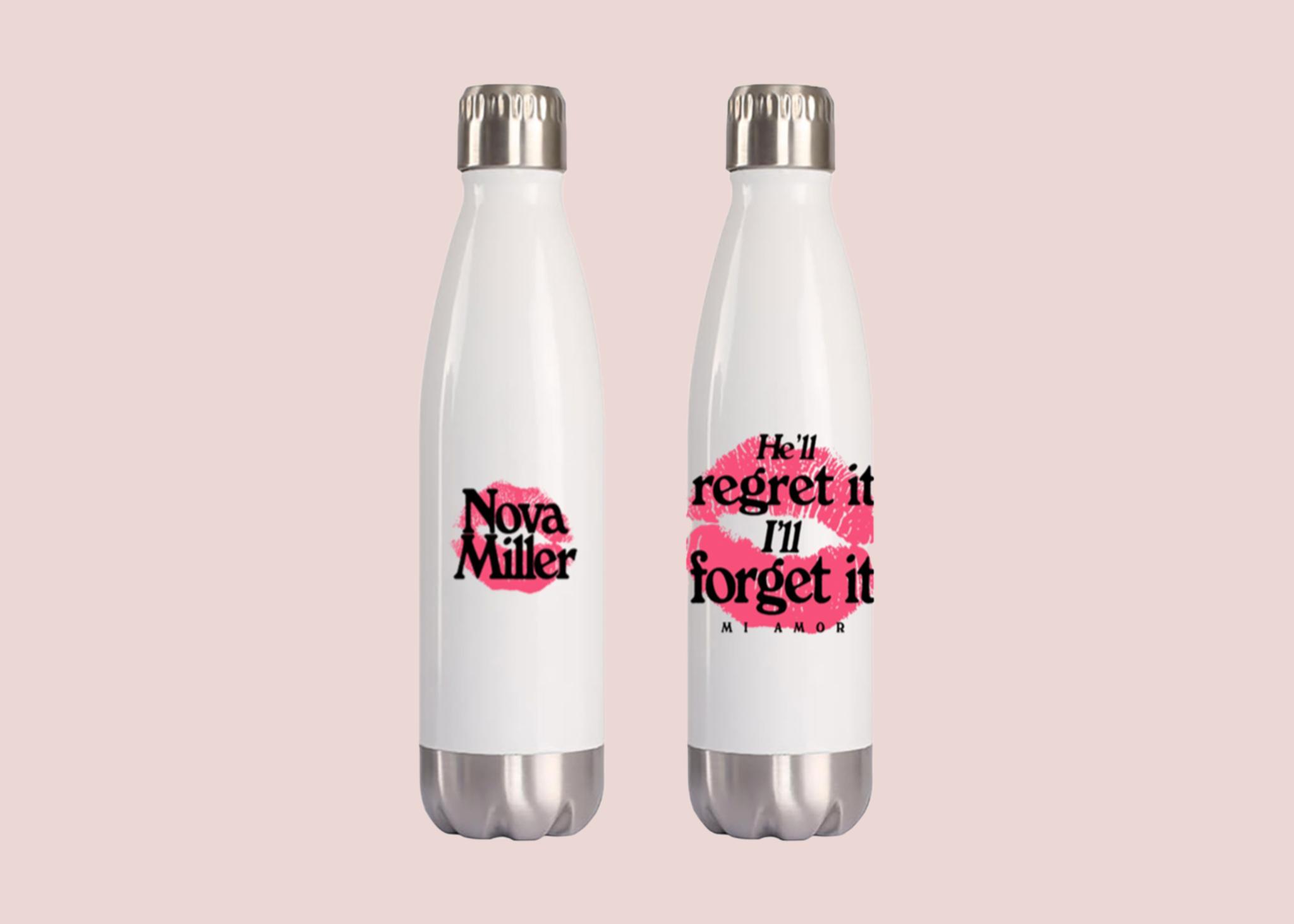 Regret It/Forget It Water Bottle