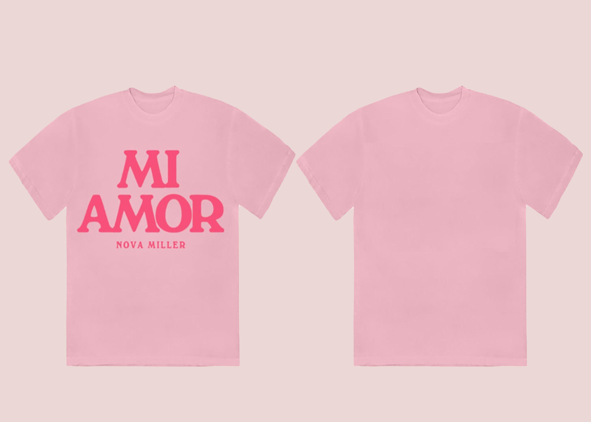Mi Amor T-Shirt