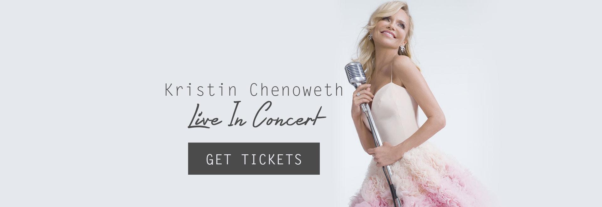Kristin Chenoweth Live In Concert