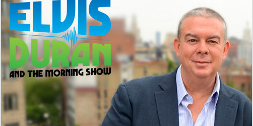 Kristin On 'Elvis Duran and the Morning Show'