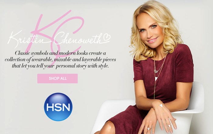 Kristin Announces February 8th HSN Appearance