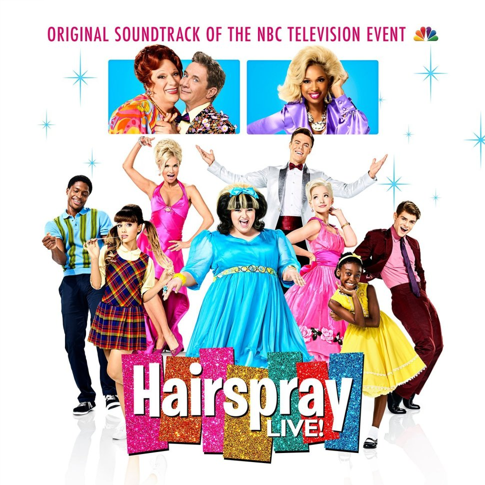 Hairspray Live! Soundtrack Available Now