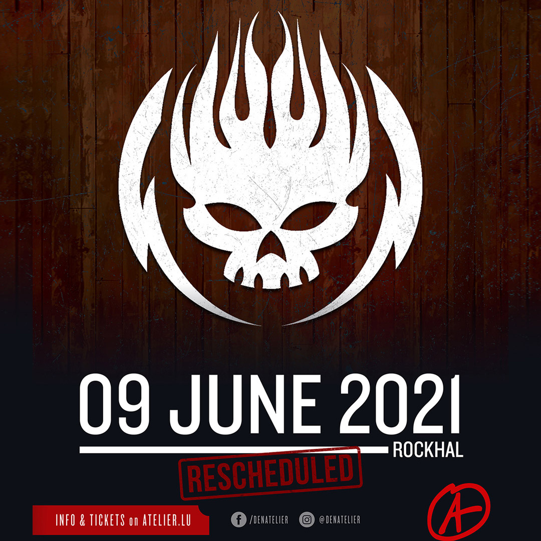 Rockhal Luxembourg - Rescheduled