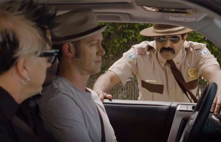 311 And The Offspring Get Busted By Super Troopers