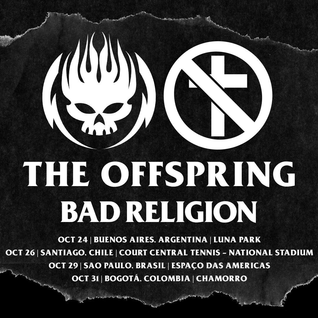 2019 South America Tour