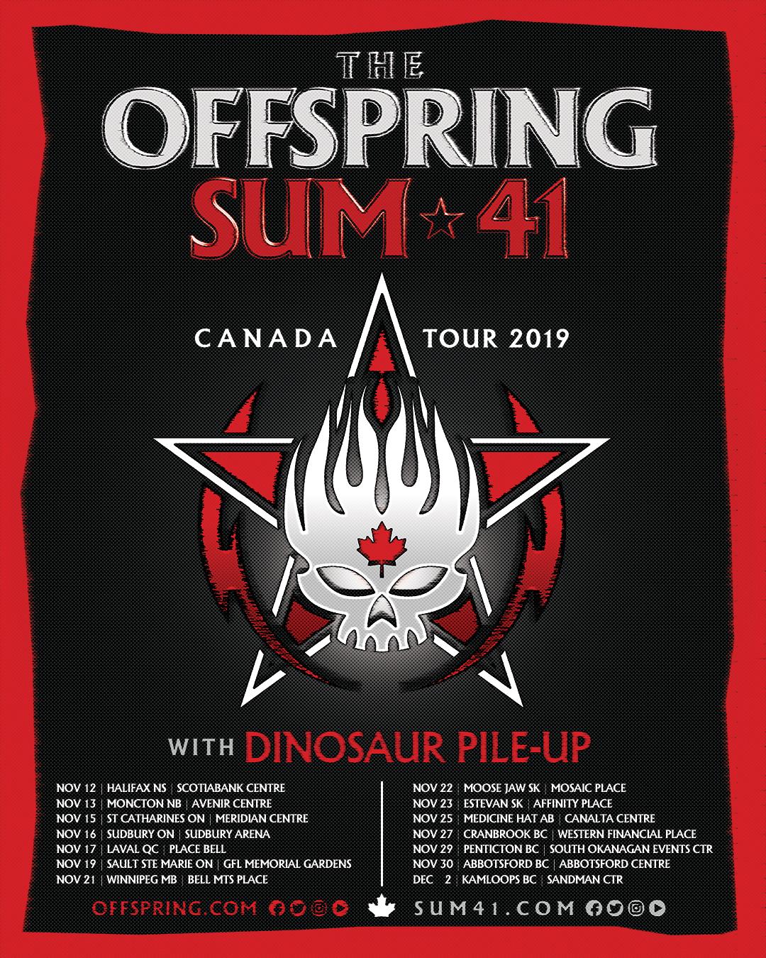 Canada Tour 2019