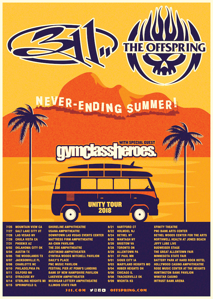 Never-Ending Summer Tour
