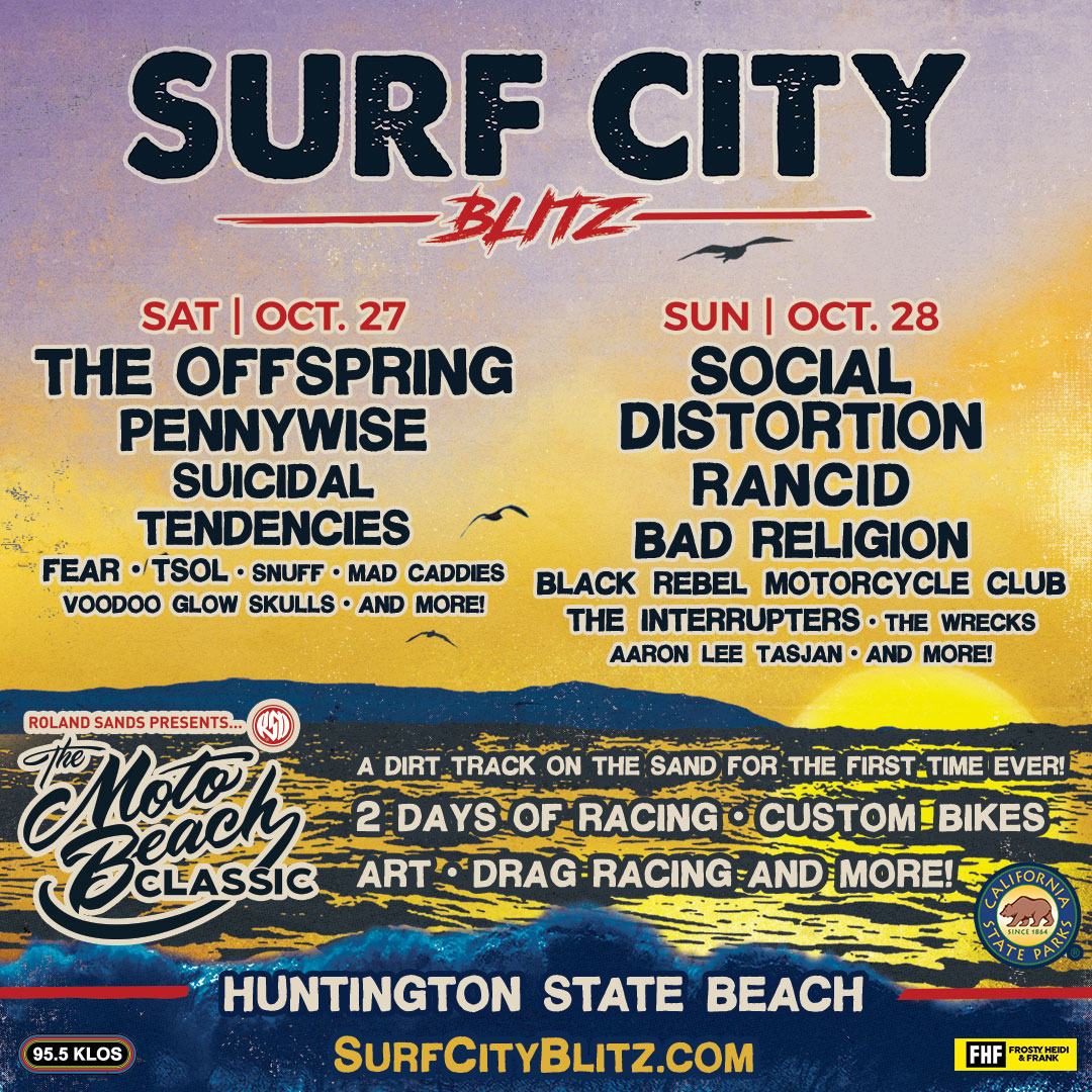 Surf City Blitz