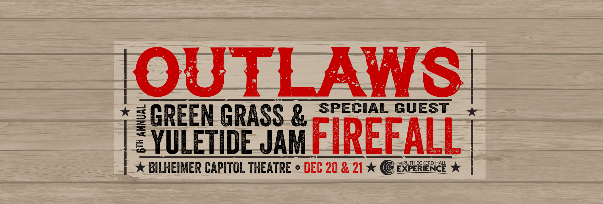 Outlaws Yuletide Jam