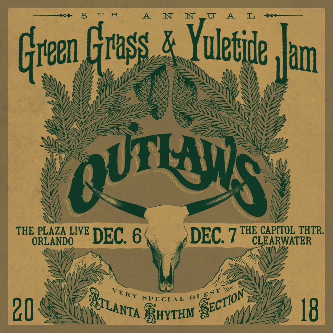 Announcing The 5th Annual Green Grass & Yuletide Jam!