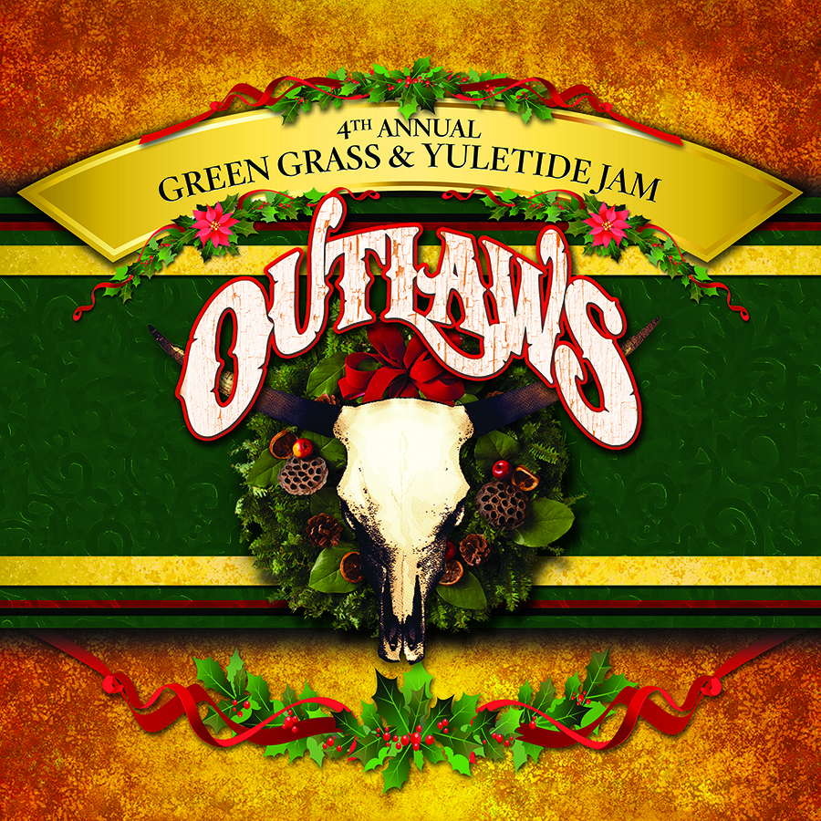4th Annual Green Grass & Yuletide Jam!