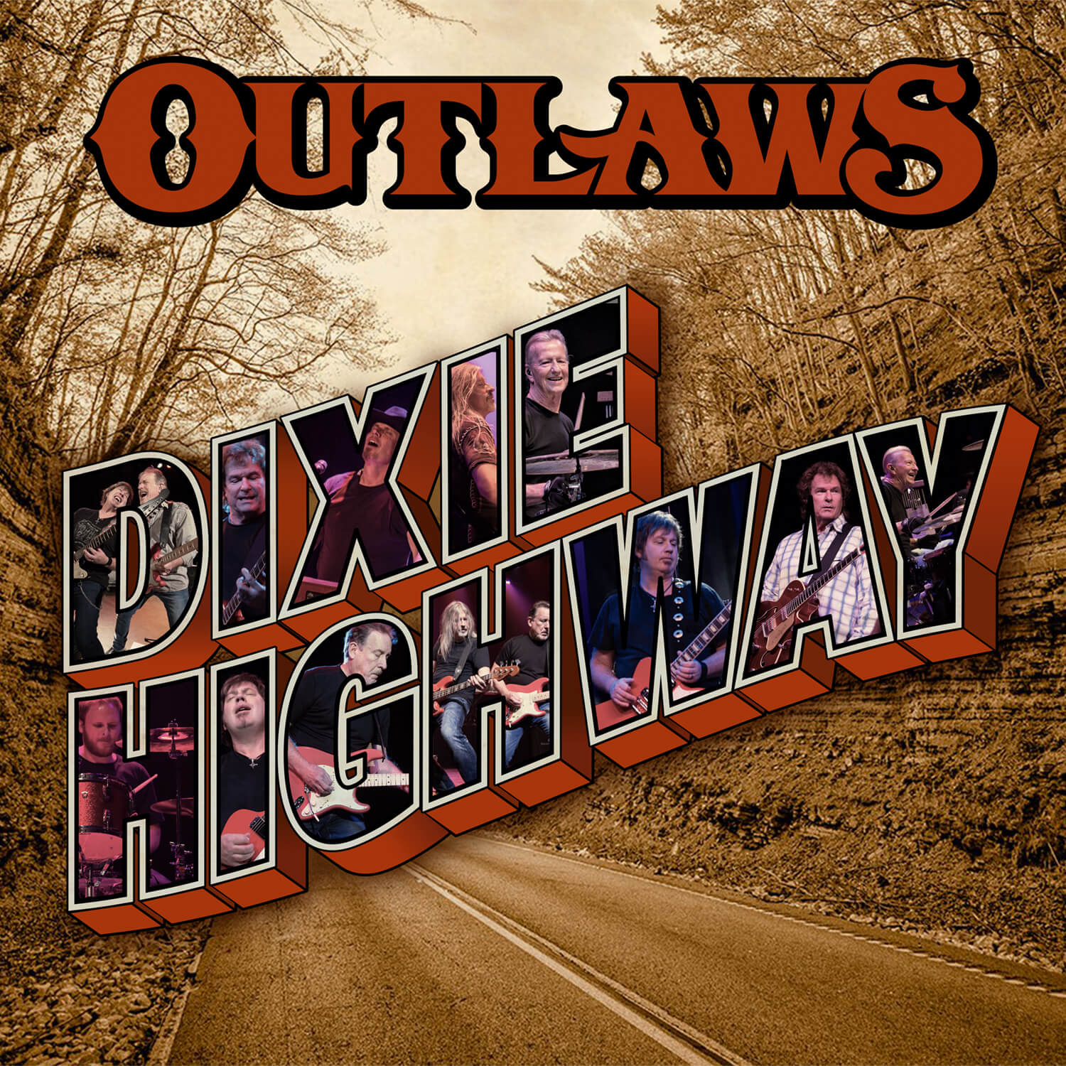 New album Dixie Highway out on 28 February 2020