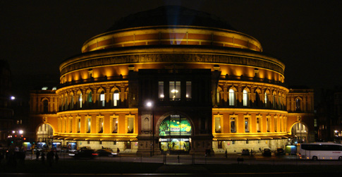 Paul Anka at the Royal Albert Hall London