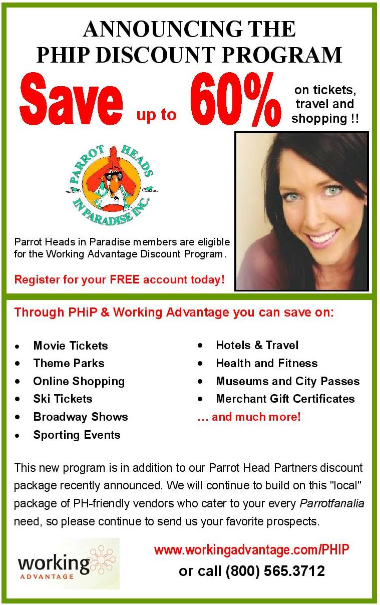 Working Advantage Com >> Phip Discount Partners
